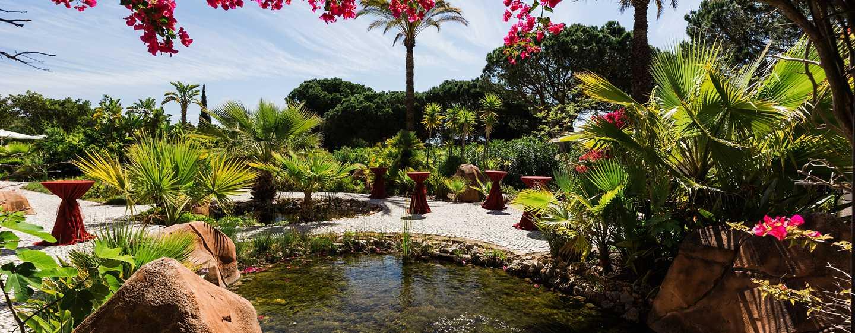 Hilton Vilamoura As Cascatas Golf Resort & Spa, Portugal - Jardins românticos