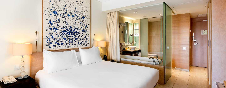 Hilton Vilamoura As Cascatas Golf Resort & Spa, Portugal - Quarto King Deluxe Plus
