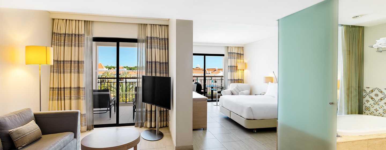 Hilton Vilamoura As Cascatas Golf Resort & Spa, Portugal - Quarto King Deluxe