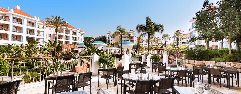 Hilton Vilamoura As Cascatas Golf Resort & Spa, Portugal - Terraço Rubi Bar