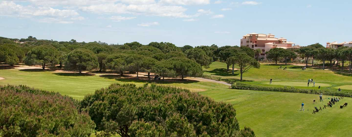 Hilton Vilamoura As Cascatas Golf Resort & Spa, Portugal - Campo de golfe Pinhal