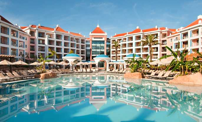 Hilton Vilamoura As Cascatas Golf Resort & Spa, Portugal - Exterior do hotel