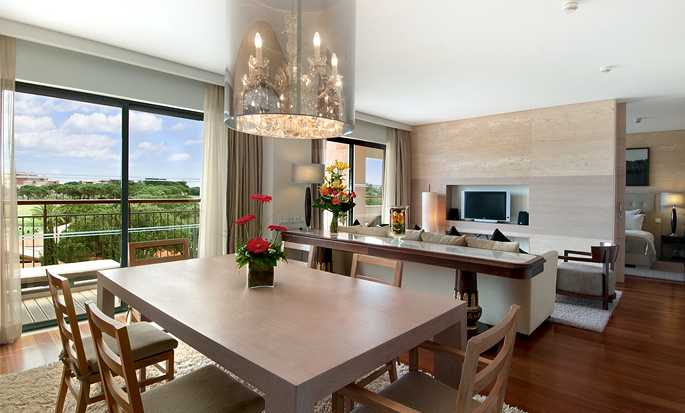 Hilton Vilamoura As Cascatas Golf Resort & Spa, Portugal - King Presidential Suite