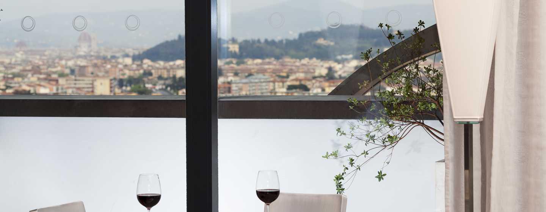 Hôtel Hilton Florence Metropole, Italie - Salon exécutif