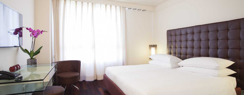 Hôtel Hilton Florence Metropole, Italie - Chambre Hilton