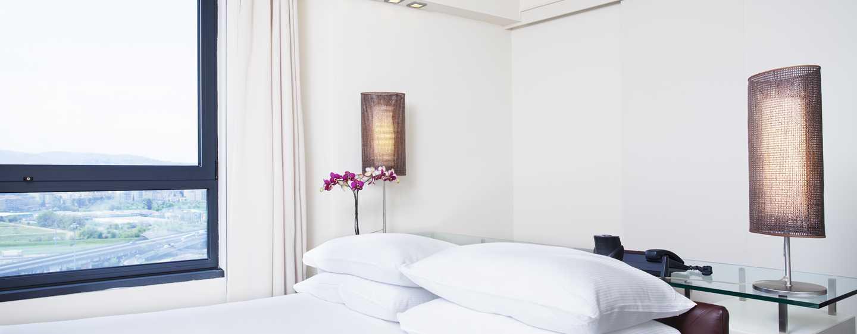 Hôtel Hilton Florence Metropole - Chambre de luxe