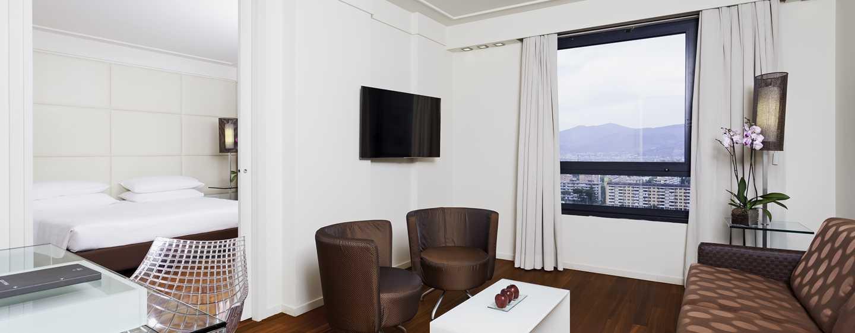 Hôtel Hilton Florence Metropole, Italie - Salle de séjour