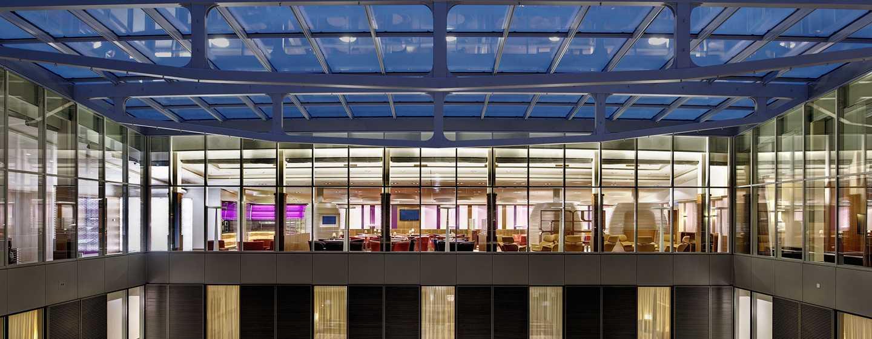 Hotel Hilton Frankfurt Airport, Alemania - Lounge ejecutivo