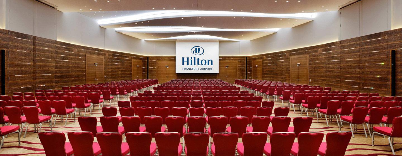 Hotel Hilton Frankfurt Airport, Alemania - Salón de fiestas Globe