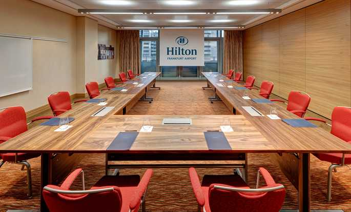 Hotel Hilton Frankfurt Airport, Germania - Sala meeting