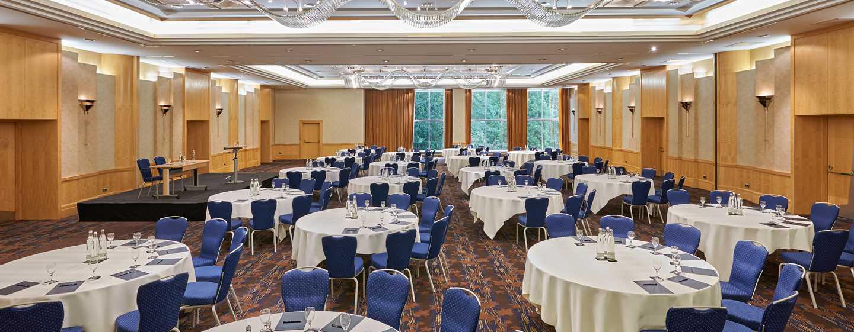 Hilton Frankfurt City Centre Hotel, Deutschland – Ballsaal