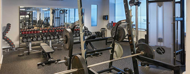 Hilton Frankfurt City Centre Hotel, Deutschland – Fitness