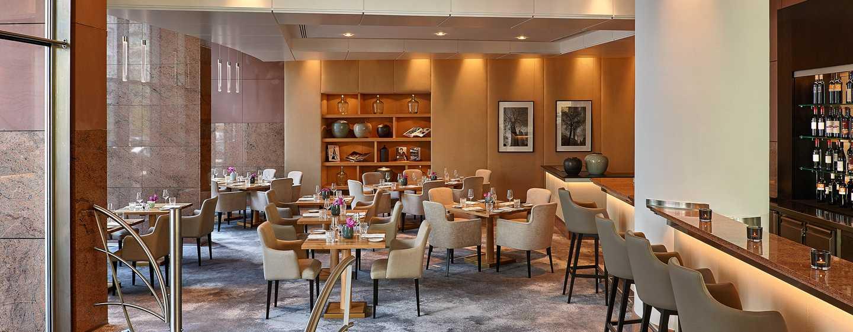 Hilton Frankfurt City Centre Hotel, Deutschland– Bar & Lounge Vista