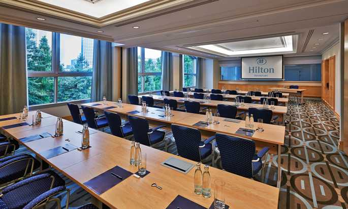 Hilton Frankfurt City Centre Hotel, Deutschland – Meetingraum