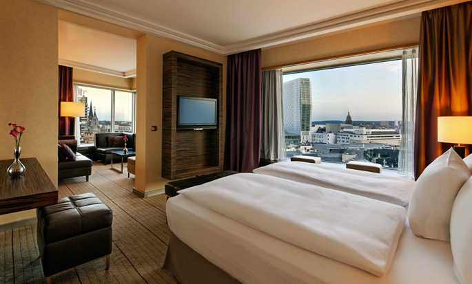 Hilton Frankfurt City Centre hotel - Junior Suite