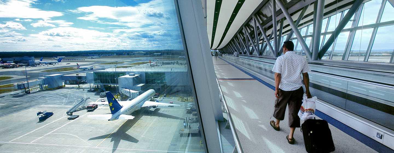 Hilton London Gatwick Airport, Großbritannien -Flughafen Gatwick