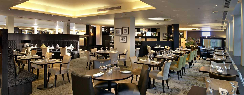 "Hilton London Gatwick Airport, Großbritannien -Restaurant ""Amy's"