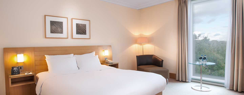 Hilton London Gatwick Airport, Großbritannien -Executive Zimmer mit Queen-Size-Bett