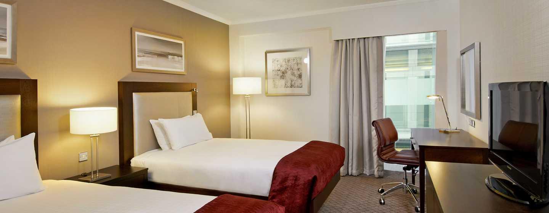 Hilton London Gatwick Airport, Großbritannien -Deluxe Zweibettzimmer