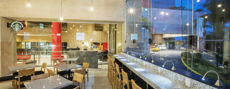 Hilton Guadalajara, México - Cafetería Grab N Go
