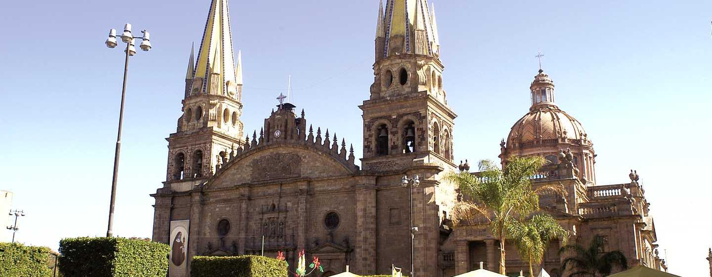 Hilton Guadalajara, México - Catedral de Guadalajara
