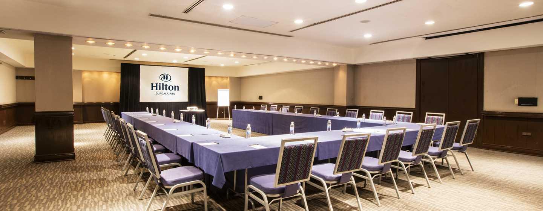 Hilton Guadalajara, México - Sala de reuniones Canadá