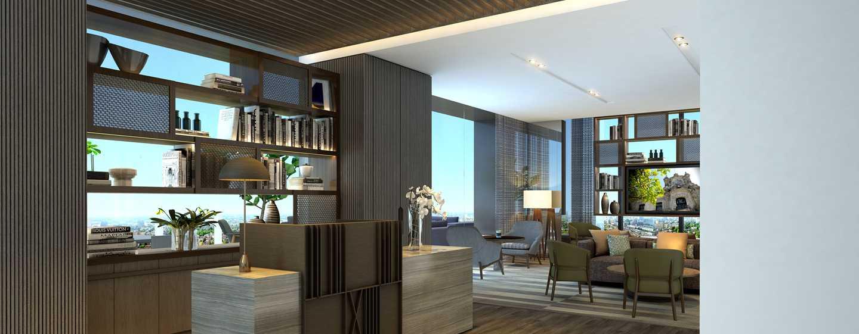 Hotel Hilton Guadalajara Midtown, México - Lounge ejecutivo