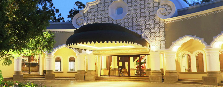 Hotel Hilton Guatemala City, Guatemala - Fachada del hotel