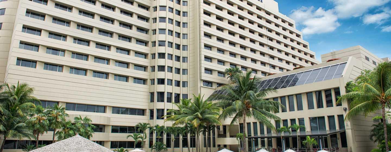 Hilton Colón Guayaquil hotel, Ecuador - Fachada del hotel