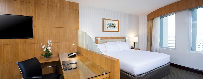 Hilton Colón Guayaquil hotel, Ecuador - Suite Junior con cama King