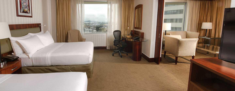 Hilton Colón Guayaquil hotel, Ecuador - Suite Queen