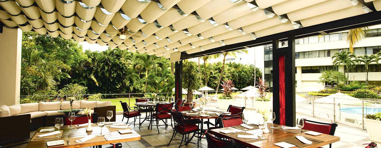 Hilton Colón Guayaquil hotel, Ecuador - Vereda Tropical Restaurant