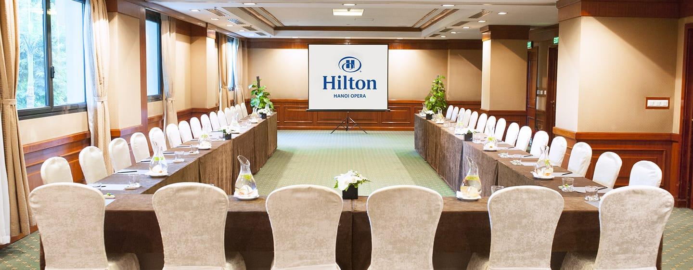 โรงแรม Hilton Hanoi Opera เวียดนาม - ห้อง Hai Phong