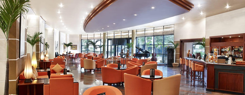 โรงแรม Hilton Hanoi Opera เวียดนาม - ล็อบบี้เลานจ์