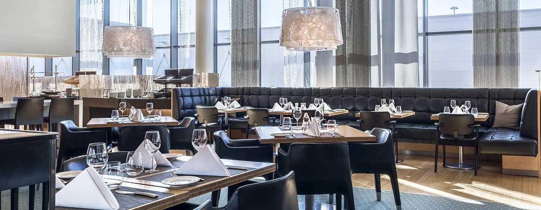 Hilton Helsinki Airport, Finland – Restaurant Gui