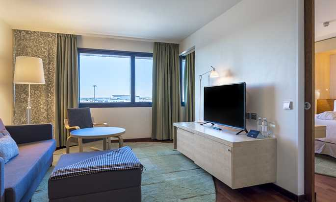 Hilton Helsinki Airport, Finland – Juniorsuite
