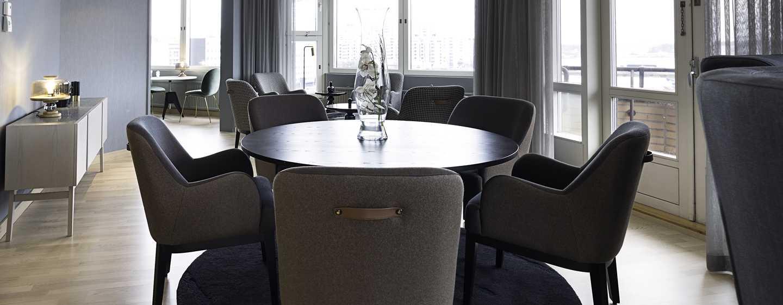 Hilton Helsinki Strand -hotelli, Suomi - Executive-oleskelutila