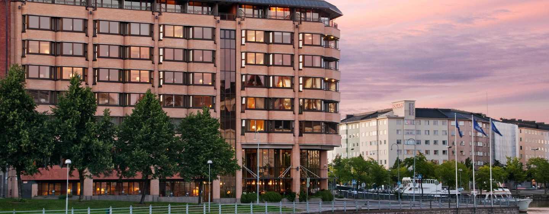 Hilton Helsinki Strand Hotel, Finland – Hotellets fasad