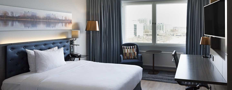 Hilton Helsinki Strand -hotelli, Suomi – yhden hengen Plus-hotellihuone