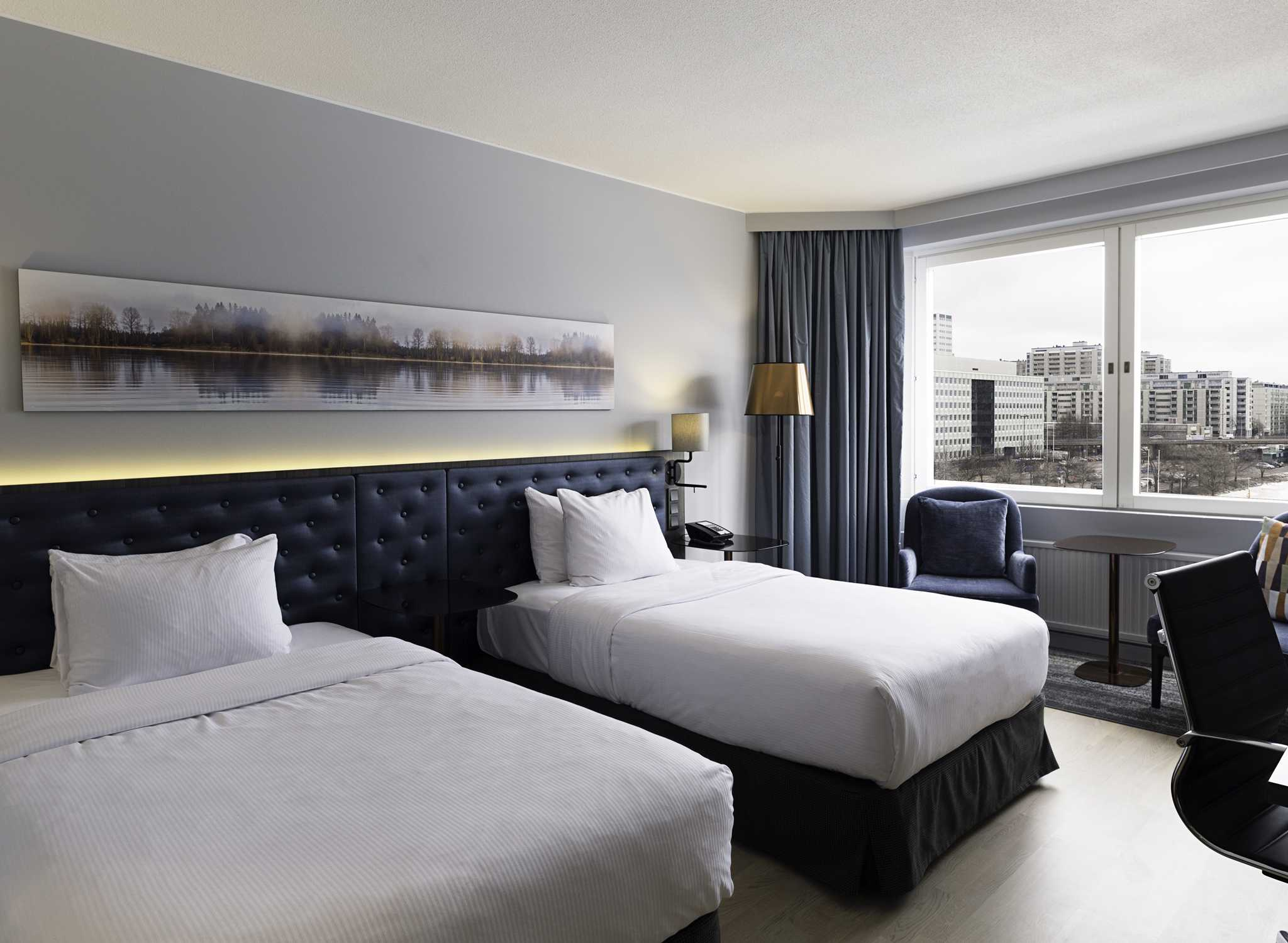 Helsinki Hilton Hotels