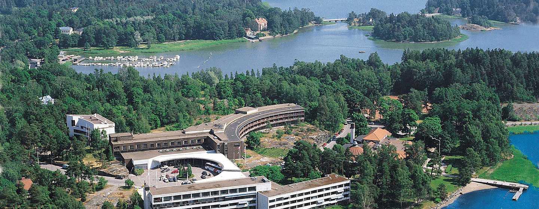 Hilton Helsinki Kalastajatorppa -hotelli, Suomi - Hilton Helsinki Kalastajatorppa