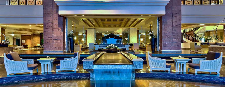 โรงแรม Hilton Hua Hin Resort & Spa ประเทศไทย - ล็อบบี้โรงแรม