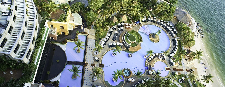 โรงแรม Hilton Hua Hin Resort & Spa ประเทศไทย - สระว่ายน้ำ