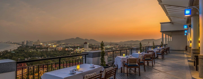 Hilton Hua Hin Resort & Spa Hotel, Thailand – Restaurant White Lotus