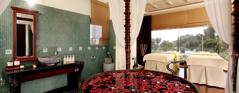 Hilton Hua Hin Resort & Spa Hotel, Thailand – Spa-Raum