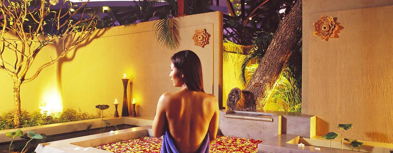 โรงแรมฮิลตัน ภูเก็ต อาร์เคเดีย รีสอร์ท แอนด์ สปา ประเทศไทย - พื้นที่ด้านนอก - เอโฟเรีย สปา ทรีตเมนต์ วิลล่า