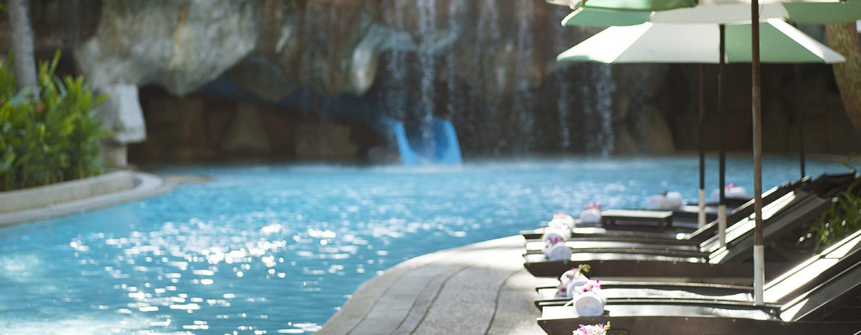 โรงแรมฮิลตัน ภูเก็ต อาร์เคเดีย รีสอร์ท แอนด์ สปา ประเทศไทย - พื้นที่ด้านนอก - การ์เดนพูล