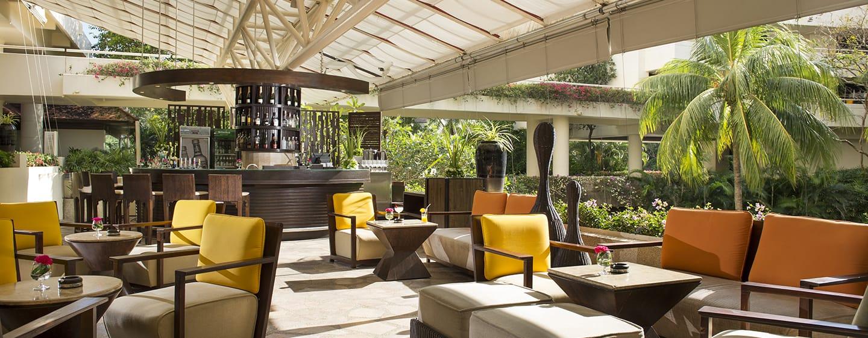 โรงแรมฮิลตัน ภูเก็ต อาร์เคเดีย รีสอร์ท แอนด์ สปา ประเทศไทย - พื้นที่ด้านนอก - เลานจ์อันดามัน