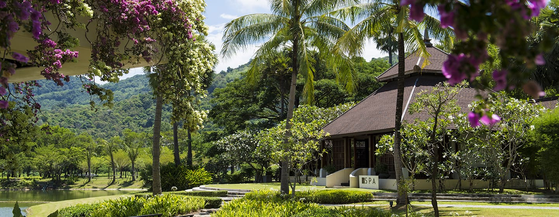 โรงแรมฮิลตัน ภูเก็ต อาร์เคเดีย รีสอร์ท แอนด์ สปา ประเทศไทย - พื้นที่ด้านนอก - สปาเอโฟเรีย ที่ฮิลตัน ภูเก็ต