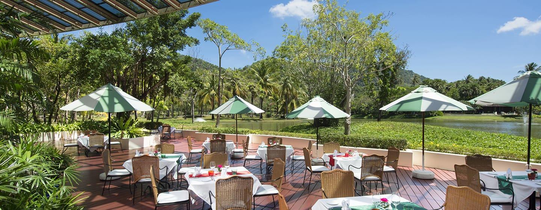 โรงแรมฮิลตัน ภูเก็ต อาร์เคเดีย รีสอร์ท แอนด์ สปา ประเทศไทย - พื้นที่ด้านนอก - ร้านอาหาร Buon Appetito